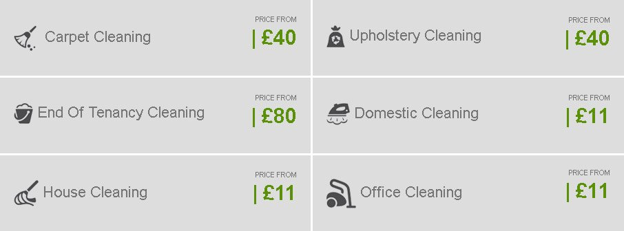 Attractive Prices on Upholstery Cleaning Services in Hounslow, TW3